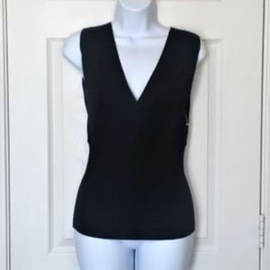 Elie Tahari V-Neck Sweater